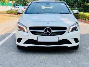 Mercedes Benz CLA Class 200 Petrol Sport (CBU) (2015) in New Delhi
