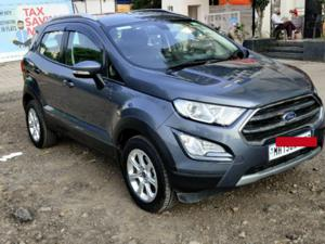 Ford EcoSport Titanium + 1.5L Ti-VCT AT (2019)