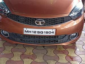 Tata Tigor Revotorq XZ (2020) in Pune
