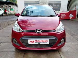 Hyundai Grand i10 1.2 Kappa VTVT 4AT Asta (O) (2014) in Mumbai