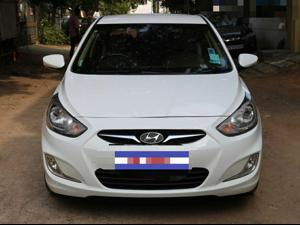Hyundai Verna Fluidic 1.6 CRDI SX Opt (2012) in Chennai