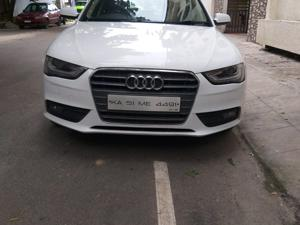 Audi A4 2.0 TDI Technology Pack (2013) in Bangalore