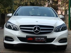 Mercedes Benz E Class E250 CDI Avantgarde (2015) in Faridabad