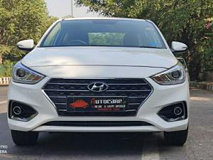 Hyundai Verna Fluidic 1.6 VTVT SX Opt AT (2019) in Faridabad