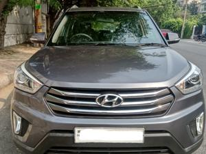 Hyundai Creta 1.6 SX Plus Petrol (2017) in Gurgaon