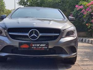 Mercedes Benz CLA Class 200 Petrol Sport (CBU) (2015)