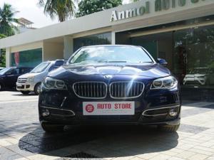 BMW 5 Series 520d Luxury Line (2015) in Nandurbar