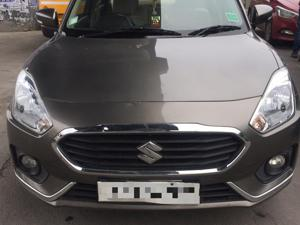 Maruti Suzuki New Swift DZire ZDI (2017)