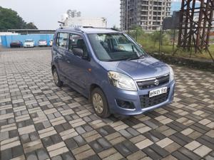 Maruti Suzuki Wagon R 1.0 MC LXI (2015) in Pune
