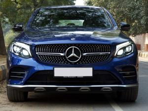 Mercedes Benz GLC Coupe 43 AMG (2018) in Karnal