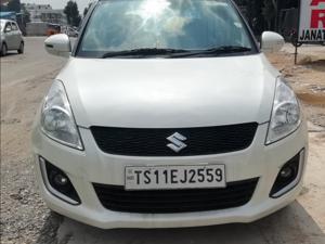 Maruti Suzuki Swift VDi ABS (2016) in Hyderabad