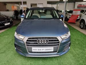 Audi Q3 35 TDI Technology (2016) in Bangalore