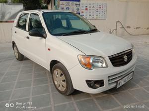Maruti Suzuki Alto K10 VXi (2014)
