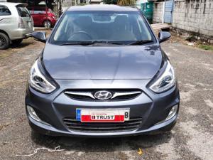 Hyundai Verna Fluidic 1.6 VTVT SX Opt AT (2014)