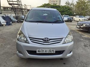 Toyota Innova 2.5 G (Diesel) 7 STR Euro4 (2010) in Mumbai