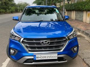 Hyundai Creta 1.6 SX Plus AT Petrol (2018) in Mumbai
