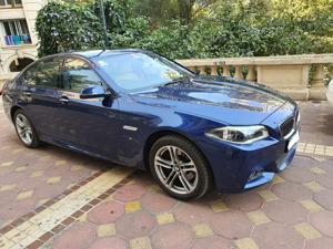 BMW 5 Series 520d Sedan Luxury (2017)