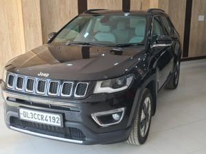 Jeep Compass Limited Plus Petrol AT (2019) in Ballabgarh