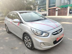 Hyundai Verna Fluidic 1.6 CRDI SX (2013) in Noida