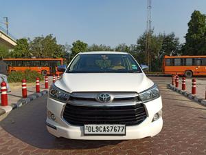 Toyota Innova Crysta 2.8 ZX AT 7 Str (2019) in Faridabad