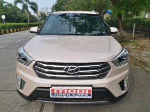 Hyundai Creta SX+ 1.6 U2 VGT CRDI AT (2016) in Mumbai