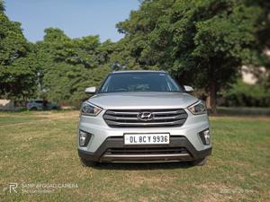 Hyundai Creta SX+ 1.6 U2 VGT CRDI AT (2016) in Gurgaon
