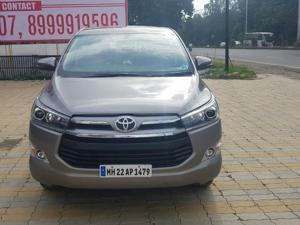 Toyota Innova Crysta 2.4 VX 8 Str (2019) in Parbhani