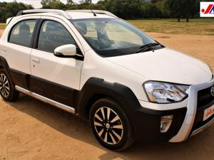 Toyota Etios Cross VD 1.4L Diesel (2017) in Ahmedabad
