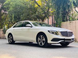 Mercedes Benz E Class E 200 Edition E (2019) in Gurgaon
