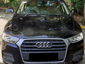 Audi Q3 35 TDI Premium + Sunroof (2016) in Sangli