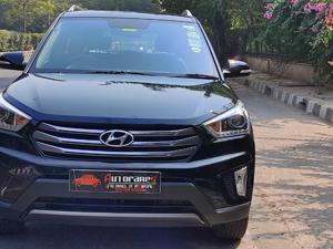 Hyundai Creta SX 1.6 (O) Petrol (2018) in Gurgaon