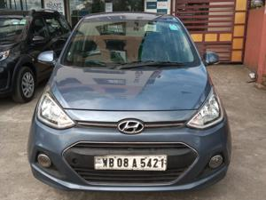 Hyundai Xcent 2nd Gen 1.1 U2 CRDi 5-Speed Manual S (O) (2015) in Kolkata