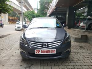 Hyundai Verna Fluidic 1.6 VTVT SX (2017) in Bangalore