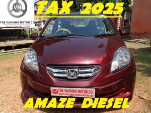 Honda Amaze 1.5 S i-DTEC (2015)
