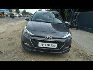 Hyundai Elite i20 1.4 U2 CRDI Asta Diesel (2016) in Hyderabad