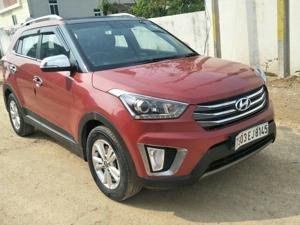 Hyundai Creta SX 1.6 CRDI VGT (2016) in Hyderabad