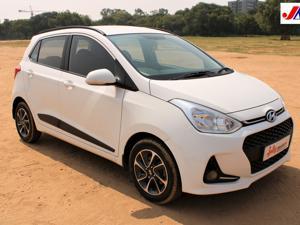Hyundai Grand i10 Sportz (O) AT 1.2 Kappa VTVT (2018)