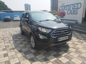 Ford EcoSport 1.5 Ti-VCT Titanium (AT) Petrol Black Edition (2018)