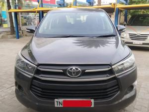 Toyota Innova Crysta 2.4 GX 8 Str (2016) in Chennai