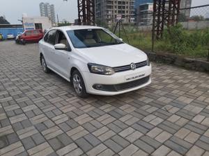 Volkswagen Vento 1.6L MT Highline Diesel (2012) in Pune