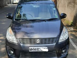 Maruti Suzuki Ertiga ZXI BS IV(WITH ALLOY) (2014) in Pune