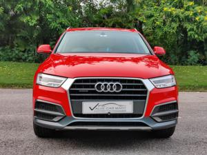 Audi Q3 35 TDI Technology with Navigation (2017) in Hyderabad