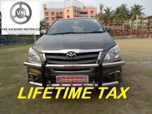 Toyota Innova 2.5 GX 7 STR (2014) in Kharagpur