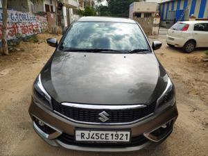 Maruti Suzuki Ciaz Alpha 1.5 Petrol (2019) in Jaipur