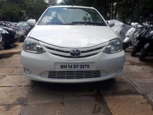 Toyota Etios Liva D 4D GD (2012) in Pune