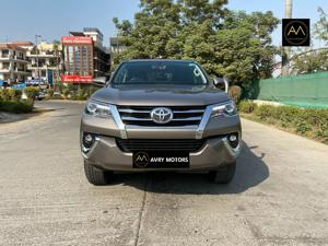 Toyota Fortuner 2.8 4x2 AT (2018) in Noida