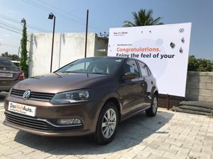 Volkswagen Polo 1.5 TDI (2016) in Erode