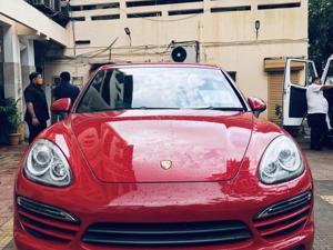 Porsche Cayenne Platinum Edition Diesel (2014) in Mumbai