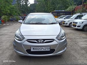 Hyundai Verna Fluidic 1.6 VTVT (2012) in Thane