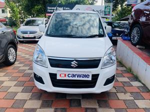 Maruti Suzuki Wagon R 1.0 VXI+ AMT (2017) in Thiruvalla